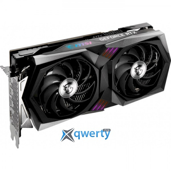 MSI PCI-Ex GeForce RTX 3060 Ti Gaming X 8GB GDDR6 (256bit) (14000) (HDMI, 3 x DisplayPort) (MSI GeForce RTX 3060 Ti Gaming X)