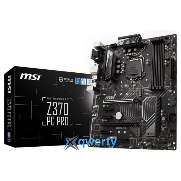 MSI Z370 PC PRO (s1151, Intel Z370, PCI-Ex16)