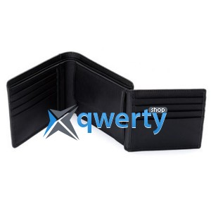 Мужское портмоне BMW Men's Iconic Wallet (80212344446)