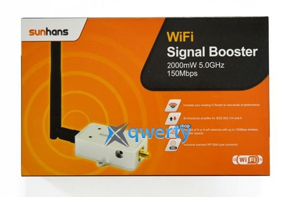 Набор усилителей сигнала Sunhans для DJI Phantom 2 Vision+ до 2000м