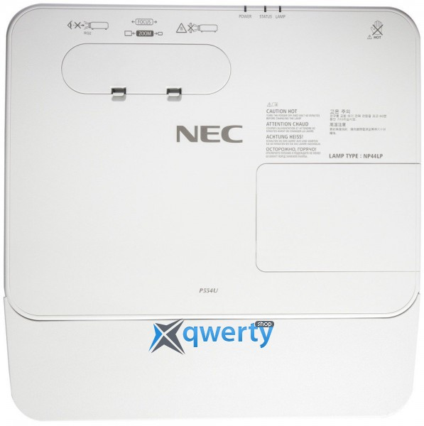 NEC P554U (60004329)