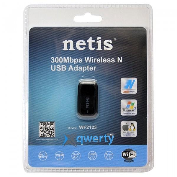 NETIS (WF2123)