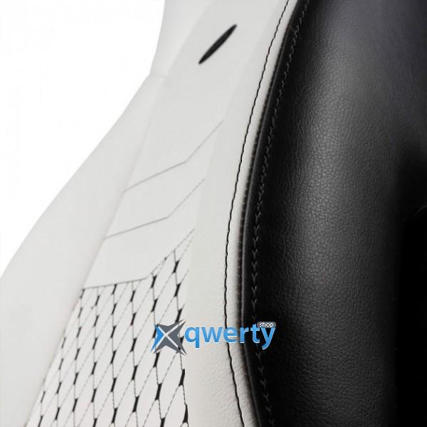 NOBLECHAIRS Icon White/Black (GAGC-126)