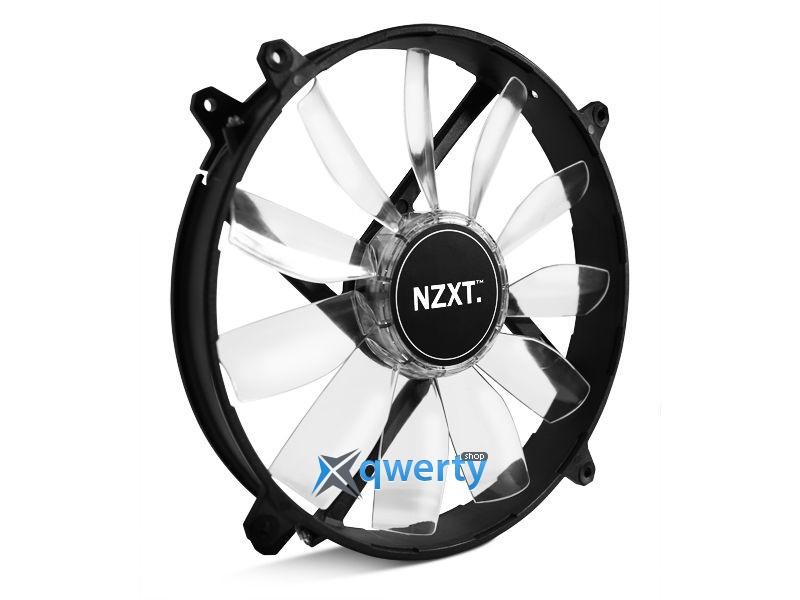 NZXT FZ 200 мм Red LED Airflow Fan (RF-FZ20S-R1)