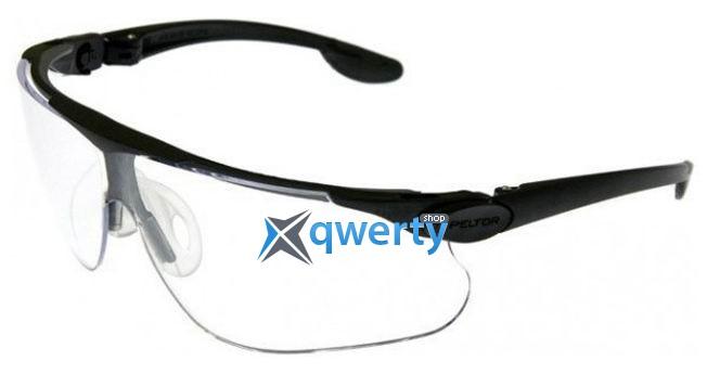 Очки 3М Максим Баллистик РС прозрачные DX (13296-00000M)
