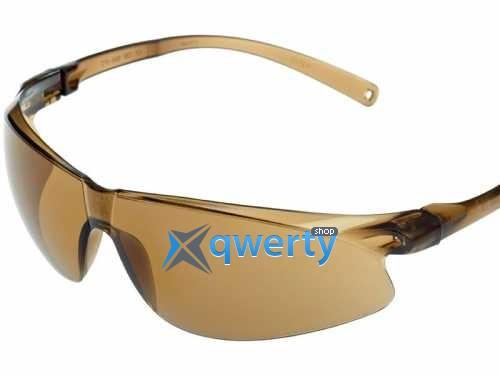 Очки защитные 3М Тора, РС AS/AF+, бронзовые (71501-00002M)