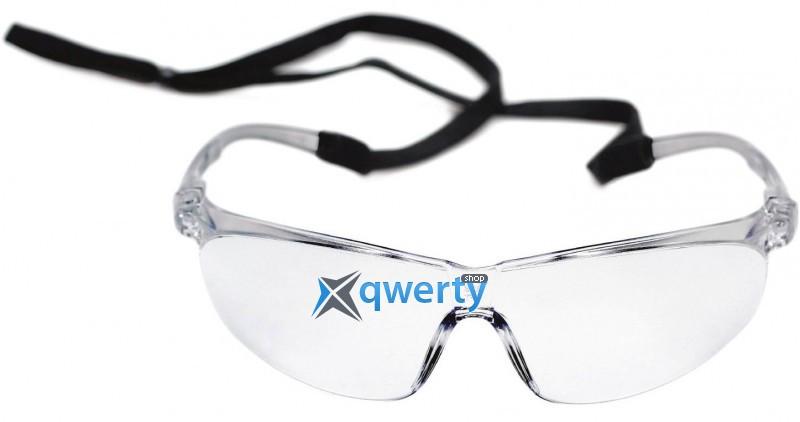 Очки защитные 3М Тора, РС AS/AF+, прозрачные (71501-00003M)