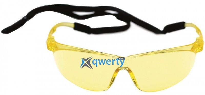 Очки защитные 3М Тора, РС AS/AF+, желтые (71501-00003M)