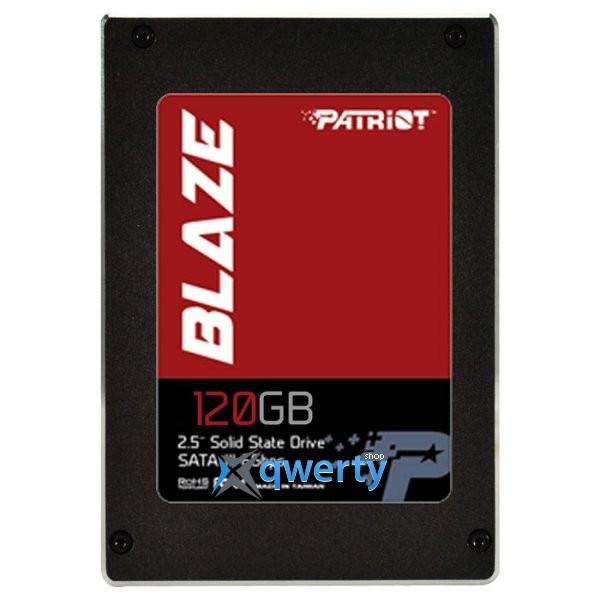 Patriot Blaze 120GB SATAIII MLC (PB120GS25SSDR) 2.5