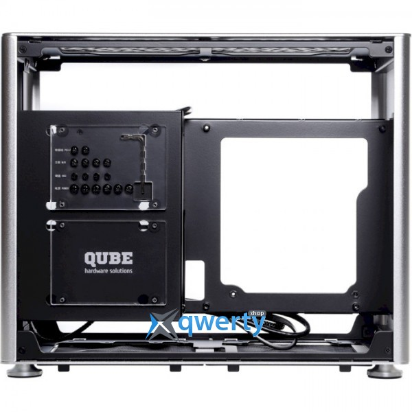 QUBE A4 Silver (QBA4I_WSNU3)