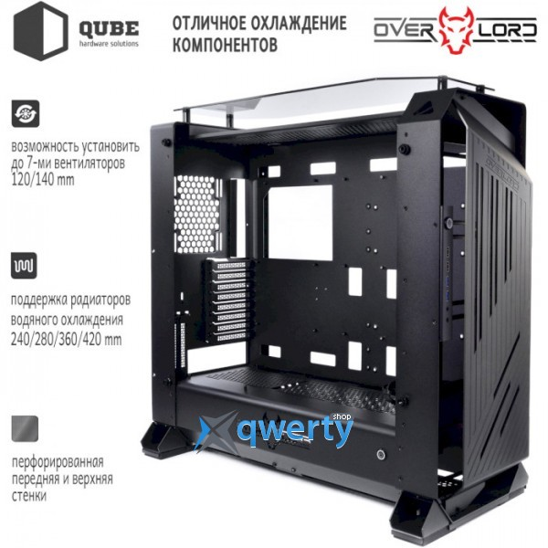 QUBE Overlord 801 (OVERLORD_801)