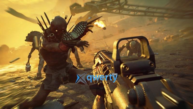 Rage 2 (русские субтитры) PS4