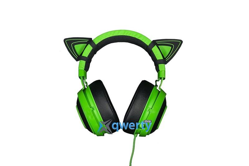 Razer Kitty Ears for Razer Kraken Green Edition (RC21-01140200-W3M1)