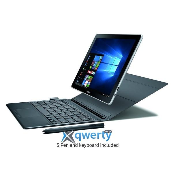 """Samsung Galaxy Book 12"""" Silver SM-W720NZKBXAR"""