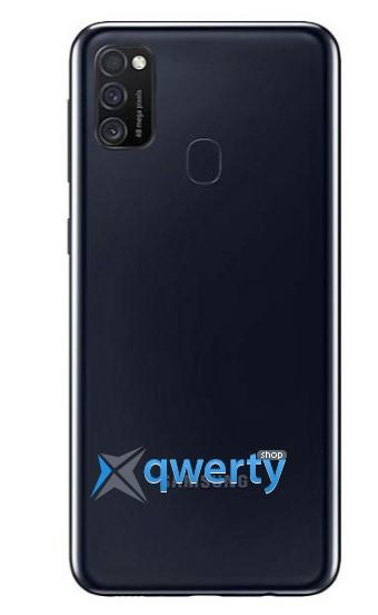 Samsung Galaxy M21 4/64GB Black (SM-M215FZKU) UA