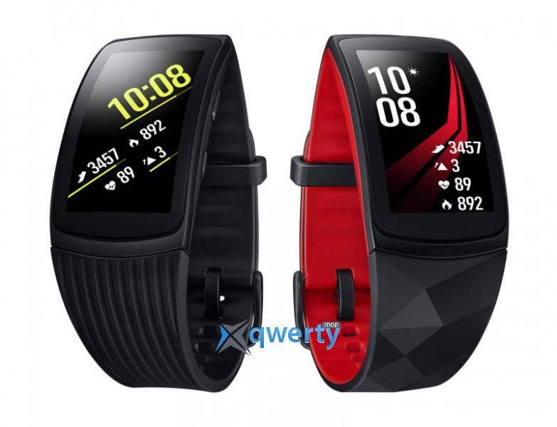Samsung SM-R365 Gear Fit2 Pro (L) BLACK