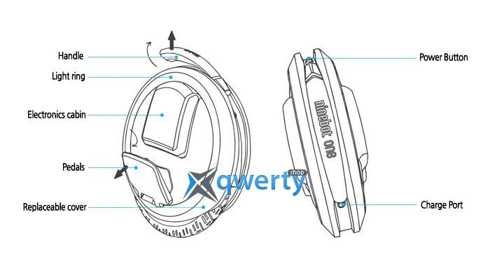 Segway Ninebot One E+ (22.05.0008.20)