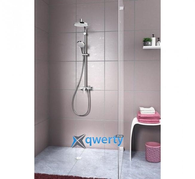 Showerpipe Verso 220 Душевая система  (27232000)