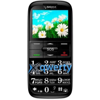 Sigma Comfort 50 Slim Black (4304210212137)