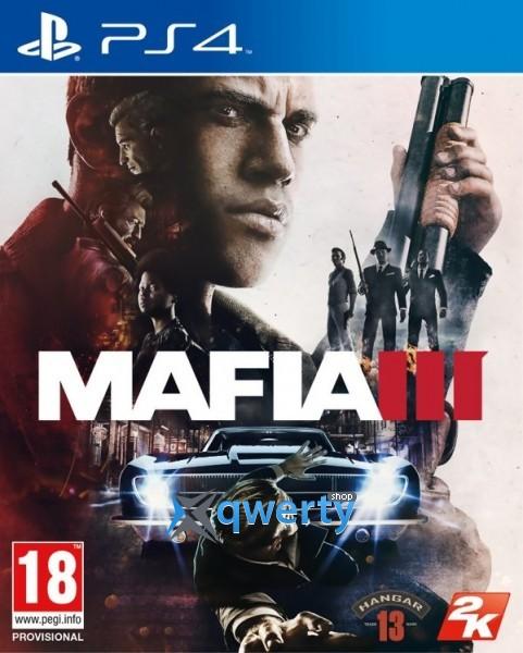 Sony Playstation 4 1TB slim + MAFIA+ PS4 Uncharted 4: A Thief's End