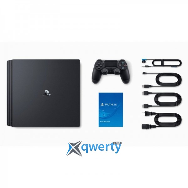Sony PlayStation 4 Pro 1Tb Rus Black (CUH-7108)
