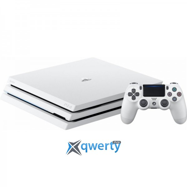 Sony PlayStation 4 Pro 1Tb White (CUH-7108)