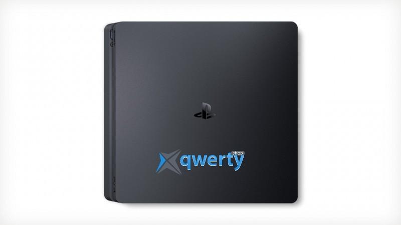 Sony Playstation 4 Slim 500GB с двумя джойстиками v2