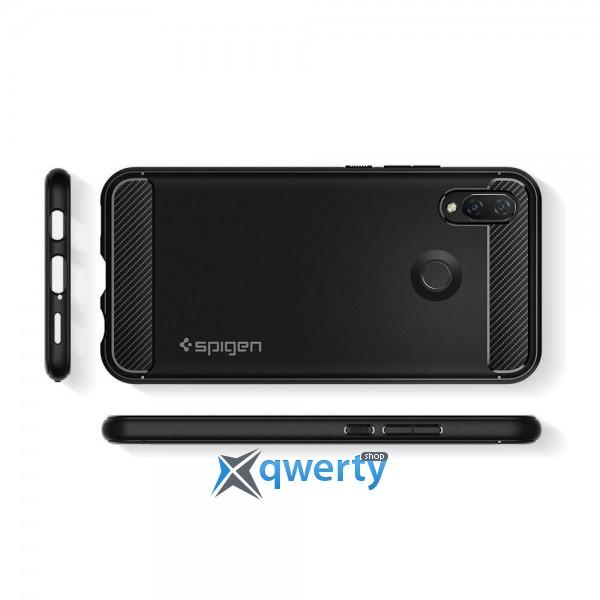 Spigen для HUAWEI nova 3i/P smart+ Rugged Armor Black (L32CS24984)