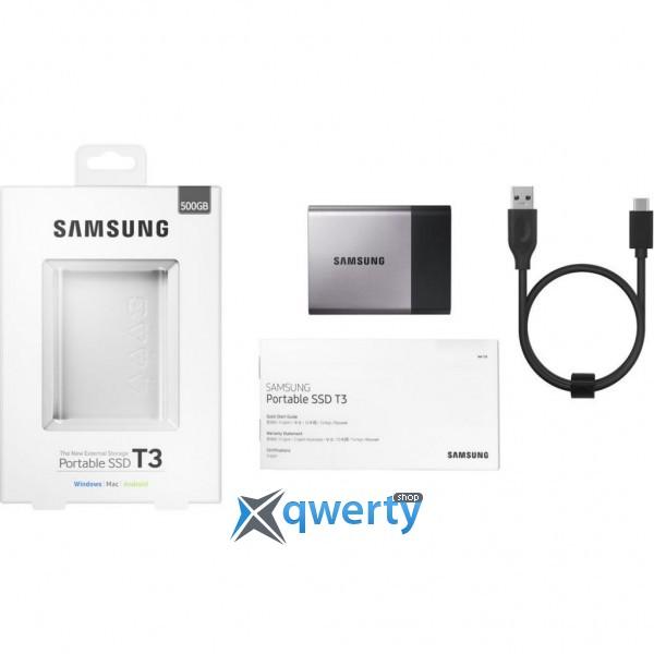 SAMSUNG SSD USB 3.1 500GB (MU-PT500B/WW)