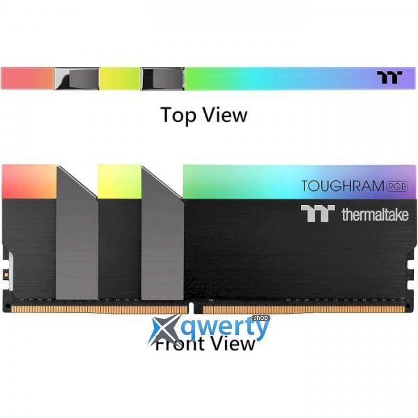 THERMALTAKE Toughram RGB Black DDR4 4400MHz 16GB (2x8) (R009D408GX2-4400C19A)