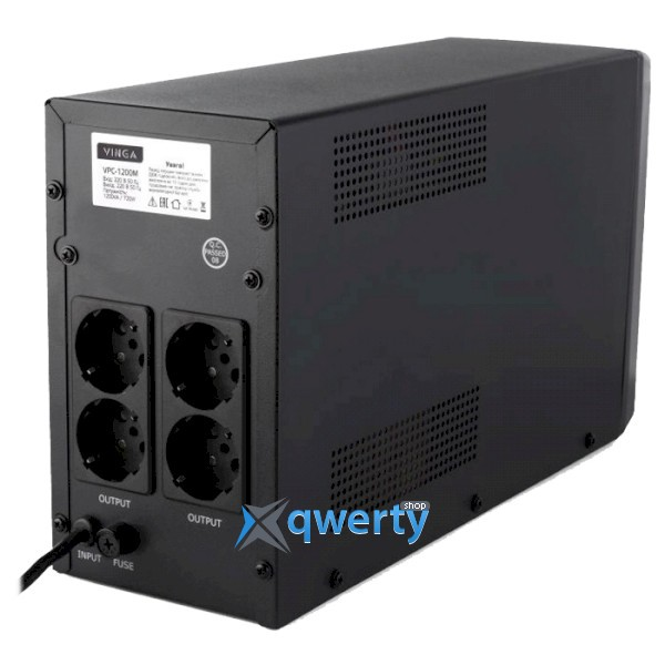 VINGA LCD 1200VA Metal (VPC-1200M)
