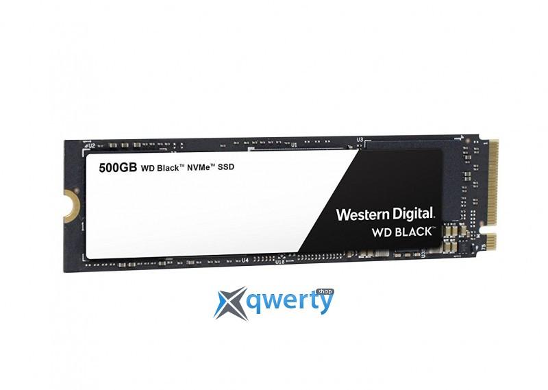 Western Digital Black SSD 500GB M.2 2280 PCIe 3.0 x4 TLC (WDS500G2X0C)