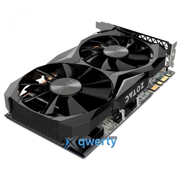 ZOTAC GeForce GTX 1080 Ti 11GB GDDR5X (352bit) (1506/11000) (DVI, HDMI, 3xDisplayPort) (ZT-P10810G-10P)