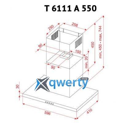 PERFELLI T 6111 A 550 W